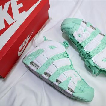 "Air More Uptempo QS ""Mint/White"""