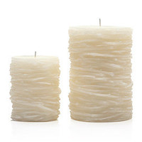 Z Gallerie - Twig Candles - Ivory