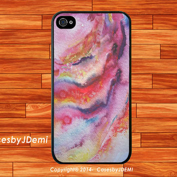 Watercolor Abstract, Samsung Galaxy S4 case, iPhone 4 /4S case, iPhone 5 /5c/ 5s, ,Samsung Galaxy Note2,Galaxy Note 3, Galaxy S3, S3/S4 mini