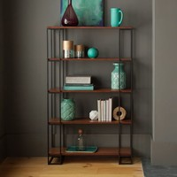 Grid Frame Bookcase - Tall