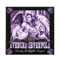 Avenged Sevenfold - Sounding The Seventh Trumpet Vinyl LP Hot Topic Exclusive