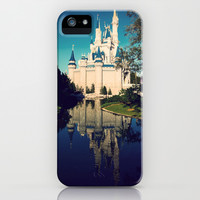 The Disney Castle  iPhone & iPod Case by Janice