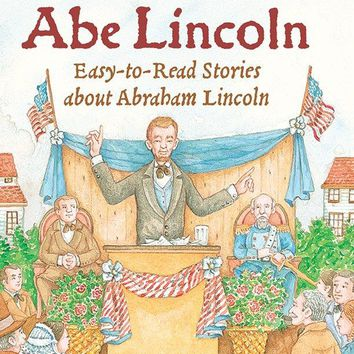 Honest Abe Lincoln Holiday House Reader