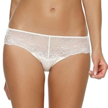 ONETOW Apt. 9 Sheer Modal Lace Hipster Panty - Women's, Size: