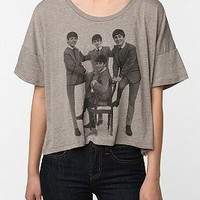 UrbanOutfitters.com > Beatles Chair Cropped Raglan Tee