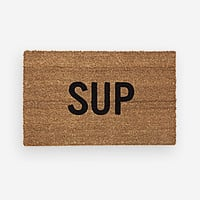 Sup Door Mat