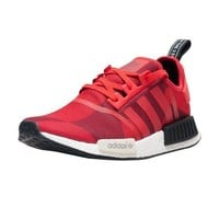 PEAPGE2 Beauty Ticks Adidas Nmd R1 Red Geometric Camo S79164 Mens Boost 100% Authentic Yezzy Ds Usa