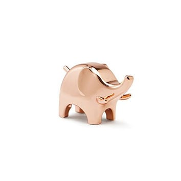 Elephant Ring Holder - Copper