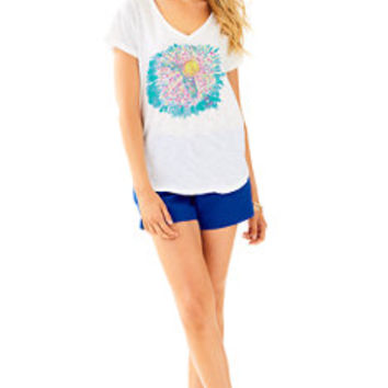Lilly Loves Florida Colie Top | 30456999ZY3 | Lilly Pulitzer