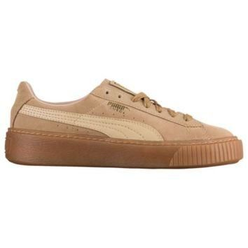 PUMA Suede Platform - Women's at SIX:02