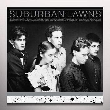 SUBURBAN LAWNS Vinyl Record