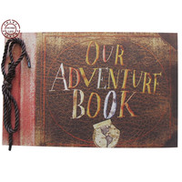 Our Adventure Book, Pixar UP Movie Scrapbook