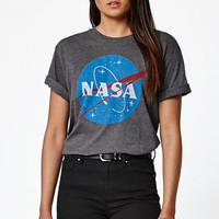 FIFTH SUN NASA Logo Crew Neck T-Shirt at PacSun.com