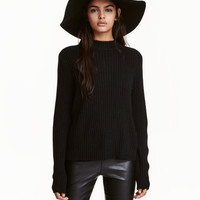 H&M Rib-knit Sweater $19.99