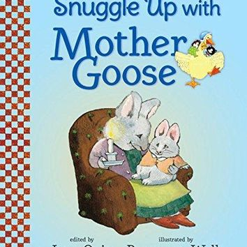 Snuggle Up with Mother Goose BRDBK