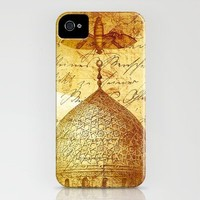 Moths and Mosques iPhone Case by Tammy Wetzel | Society6