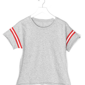 Striped Short Sleeved Tee