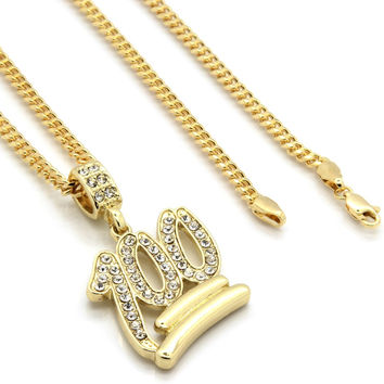 100 PIECE CHAIN SET