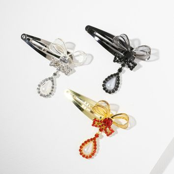 The Bow Barrettes