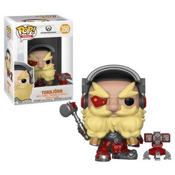 Torbjorn Funko Pop! Games Overwatch