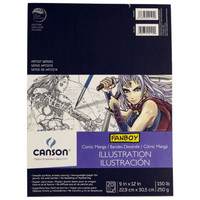 Canson® Fanboy™ Comic And Manga Pad
