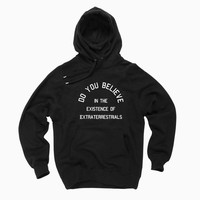 The X Files Do You Believe Hoodie