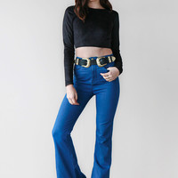 PYLO GYPSY DENIM BELLBOTTOMS IN MEMPHIS BLUES