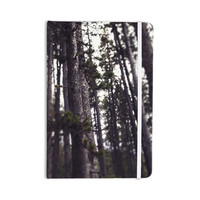 """Leah Flores """"Woods"""" Forest Everything Notebook"""