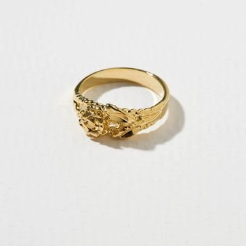 The Rose Gold Ring