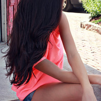 """LONG 24-28"""" Clip In Hair Extensions - 100% Human Hair - 120g - Customizable Color - Straight Hair"""