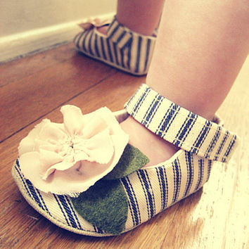 Cozette Baby Shoes Made to Order by GoodLittleThings on Etsy