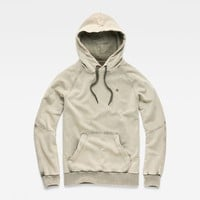 Lyl Strett Deconstructed Hooded Sweater | G-Star RAW®