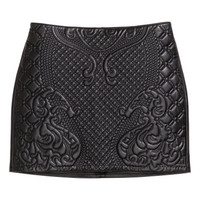 H&M Quilted Skirt $29.99