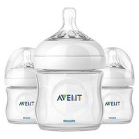 Philips Avent Natural Bottle - 4oz (3pk)
