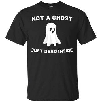 Not A Ghost Just Dead Inside Pastel Goth T Shirt Cute Grunge