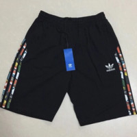 Adidas Shorts summer men's Nike sports pants, running pants, clover leisure five points pants men