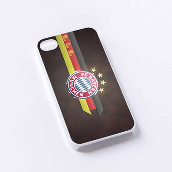 logo bayer muechen iPhone 4/4S, 5/5S, 5C,6,6plus,and Samsung s3,s4,s5,s6