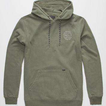 O'neill Culver Mens Hoodie Military  In Sizes