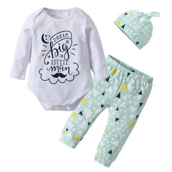Dream Big Little Man Set