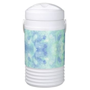 Igloo beverage cooler - Blue lagoon
