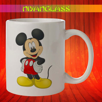 Mickey Mouse Disney mug, Mickey Mouse Disney cup, Mickey Mouse Disney,  personalized cup, funny mugs, birthday ceramic mug