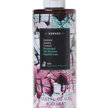 Korres Jasmine Shower Gel, 14 oz./ 400 mL