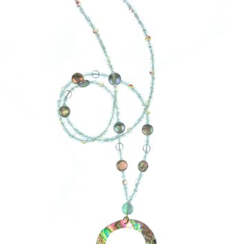 Circle Of The Sea Necklace