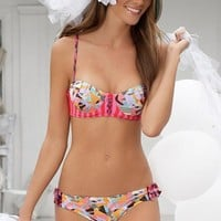 Maaji Swimwear - Peachy Lucky Hit