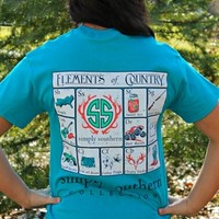 Country Element Tee