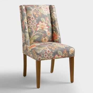 Room with a View Floral Lawford Dining Chair