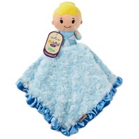 Disney Hallmark Itty Bittys Baby Lovey Cinderella Plush New with Tags