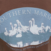 Southern Marsh Pelican - Long Sleeve