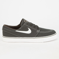 Nike Sb Zoom Stefan Janoski Canvas Mens Shoes Forest  In Sizes