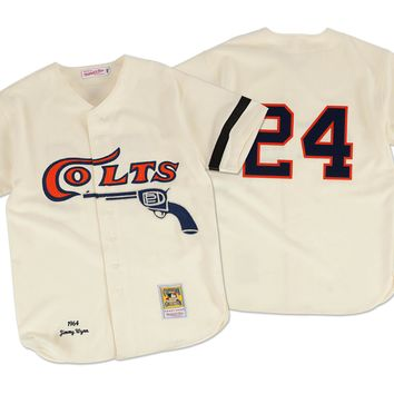 Jimmy Wynn1964 Authentic JerseyHouston Colt .45s - Mitchell & Ness